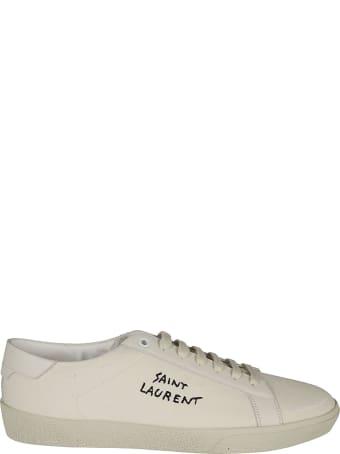 Saint Laurent Sl06 Signa Sneakers