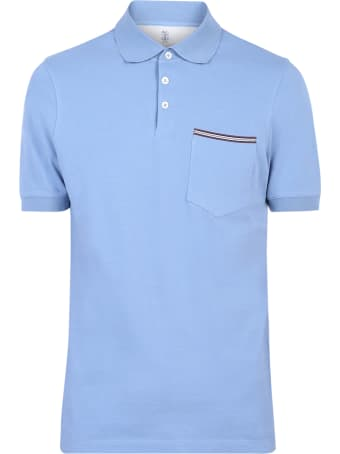 Brunello Cucinelli Relaxed Fit Polo