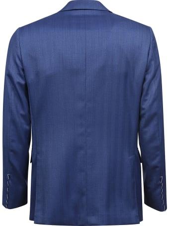 Eddy Monetti Herringbone Jacket