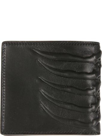 Alexander McQueen 8cc Billfold Wallet