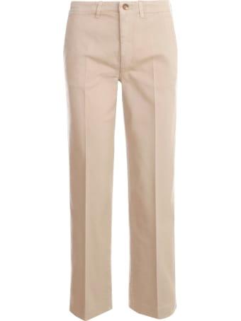 Kiltie Parigi Straight Pants W/slits