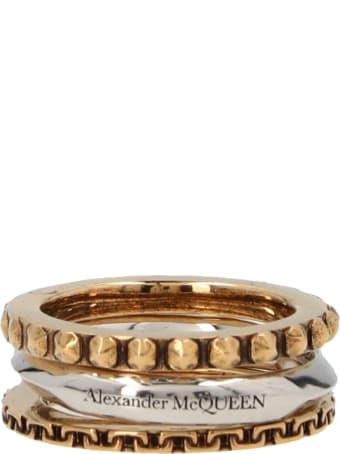 Alexander McQueen 'linked' Ring