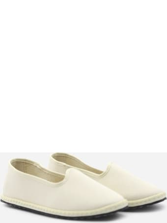 Vibi Venezia White Cotton Furlane