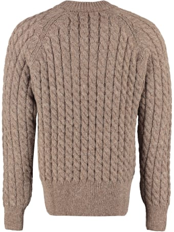 Séfr Rambaldi Cable Knit Pullover