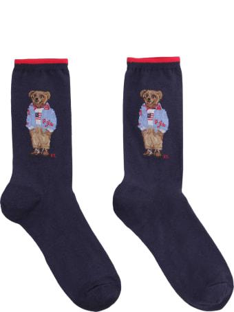 Polo Ralph Lauren Cotton Blend Socks