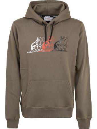Australian Winter Sweatshirt With Front Print