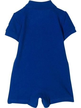 Ralph Lauren Blue Polo-style Suit