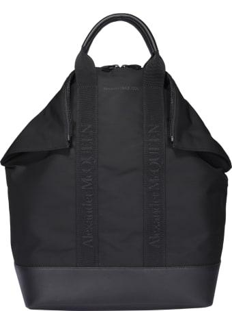 Alexander McQueen De Manta Bag