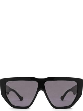 Gucci Gucci Gg0997s Black Sunglasses