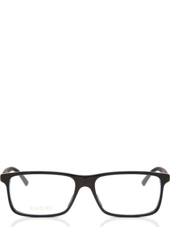 Gucci Gucci Gg0424o Black Glasses