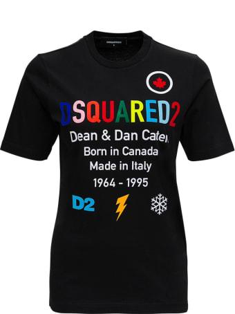 Dsquared2 Rainbow Jersey T-shirt