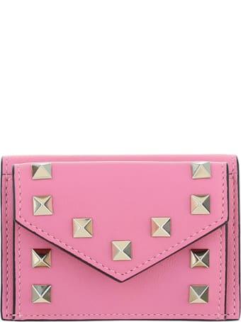Valentino Garavani Mini Trifold Wallet