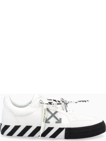 Off-White Off White Low Vulcanized Sneakers