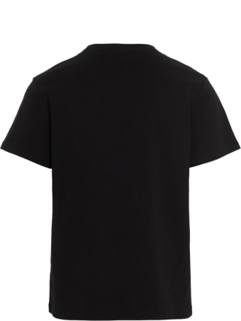 Billionaire 'crocodile' T-shirt