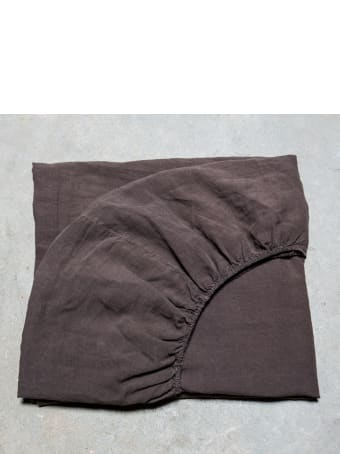 Once Milano Toogood Linen Fitted Sheet