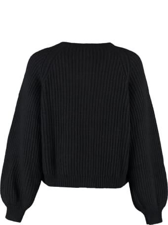 Rodebjer Ribbed-knit Cardigan