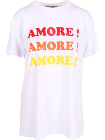 Alessandro Enriquez 'amore! Amore! Amore!' Cotton T-shirt