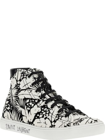 Saint Laurent Malibu Sneakers