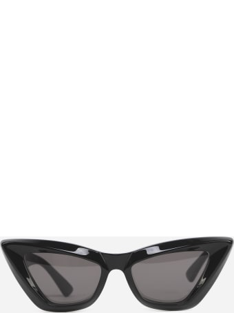 Bottega Veneta Acetate Cat-eye Sunglasses