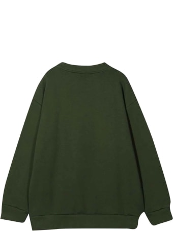 Fendi Unisex Green Sweater