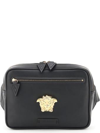 Versace Medusa Leather Beltpack