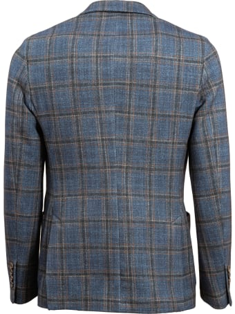 Circolo 1901 Circle checked jacket