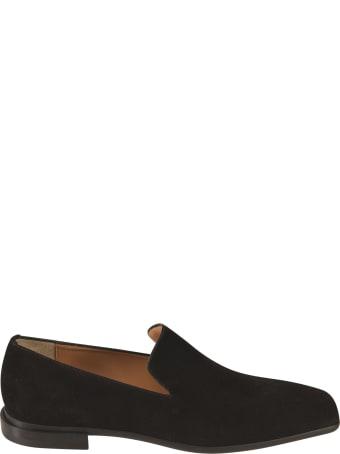 Paciotti 4US Low Block-heel Loafers