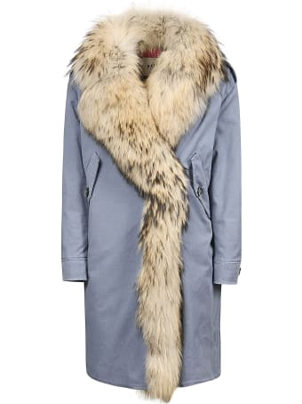 Bazar Deluxe Furred Coat