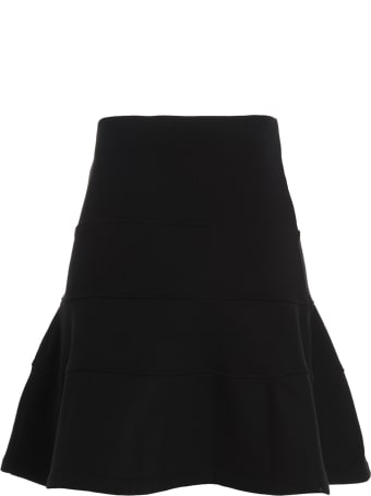 Kenzo Patch Logo Mini Skirt