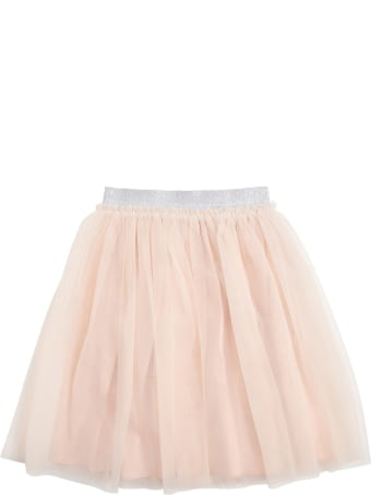 Il Gufo Pink Tulle Skirt