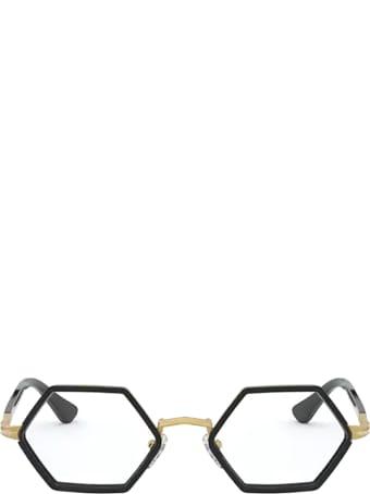 Persol Persol Po2472v Gold & Black Glasses