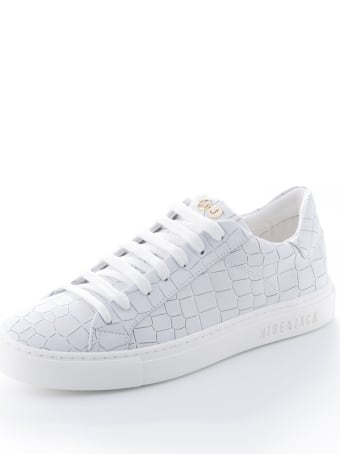Hide&Jack Essence Tuscany White Sneakers