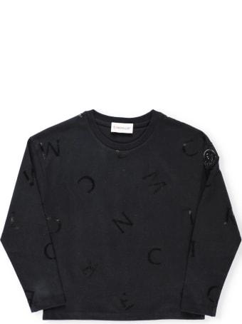 Moncler T-shirt With Logo