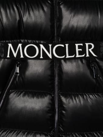 Moncler Kids Black Adile Parka