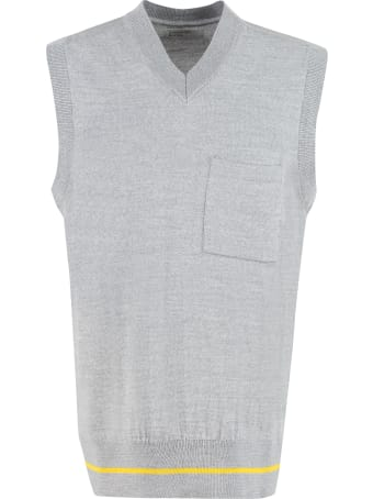 Universal Works Knitted Wool Vest