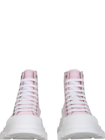 Alexander McQueen Boot Sneakers