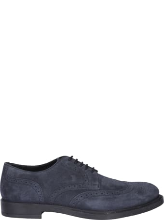 Tod's Laced Up Shoes