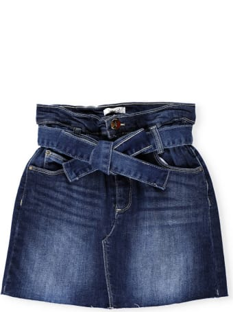 Liu-Jo Cotton Jeans Short