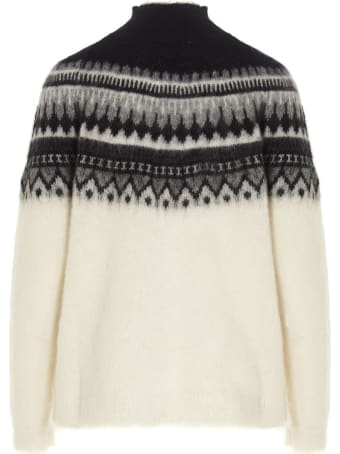 Parosh 'lift' Sweater