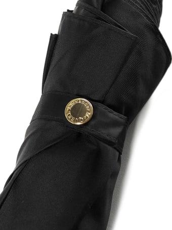 Alexander McQueen Skull Nylon Folding Umbrella