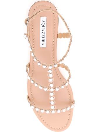 Aquazzura Tequila Flat Sandals