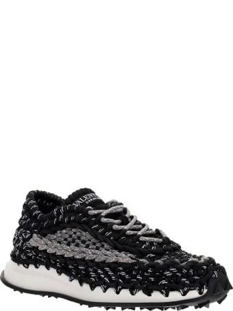 Valentino Garavani Crochet Sneakers