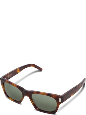 Saint Laurent Sl 402 Tortoise Sunglasses