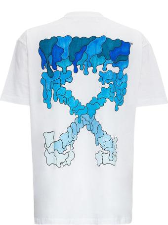 Off-White Marker Oversize Jersey T-shirt