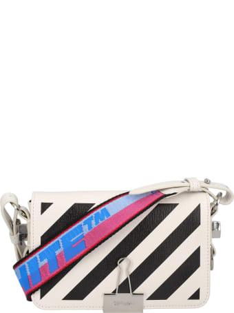 Off-White Off White Diag Mini Flap Bag