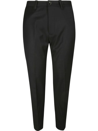 Nine in the Morning Plain Cropped Trousers
