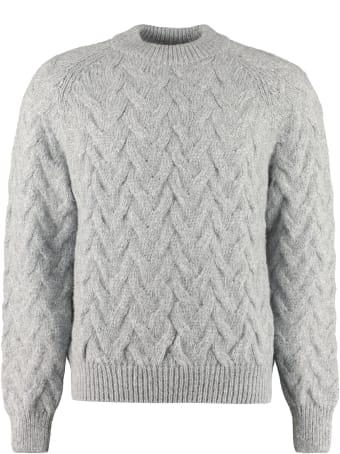 Séfr Abi Cable Knit Sweater