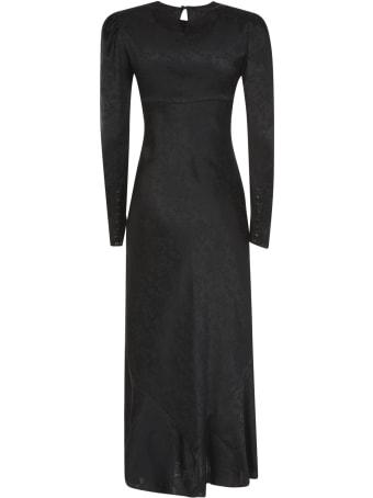 WANDERING Mermaid Midi Dress