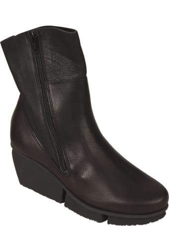 Trippen Zipped Boots