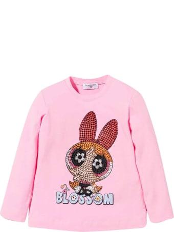 Monnalisa Pink T-shirt